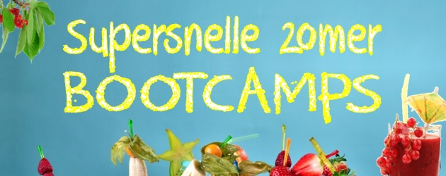 Zomerbootcamps